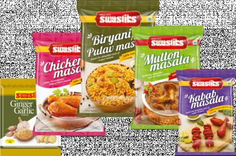 Biriyani & Kabab Masala Combo